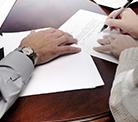 Составление исковых заявлений, заявлений о выдаче судебного приказа