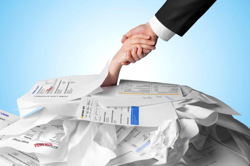 Как уменьшить размер задолженности по кредитному договору